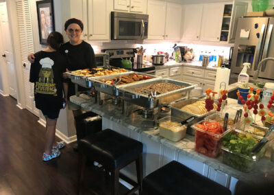 graduation party catering naples